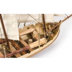 OCCRE Canot de sauvetage du Bounty, maquette d'initiation Occre Maquettes en bois