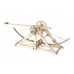 4 machines de Léonard de Vinci à assembler. 8436032424941