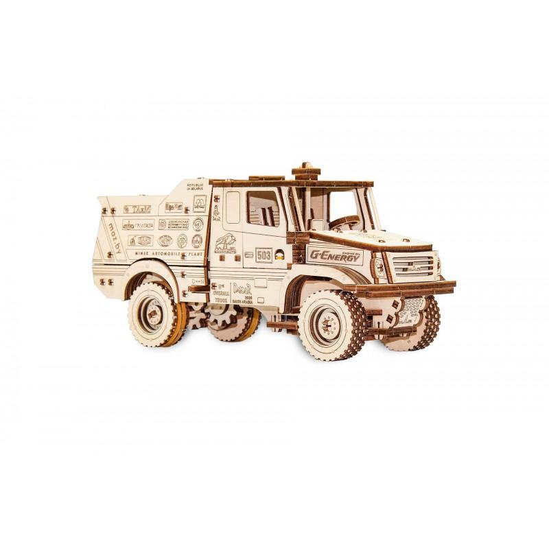 maquette de camion, MAZ 6440 RR