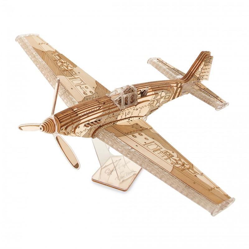 Maquette d'avion, le chasseur, Veter Models
