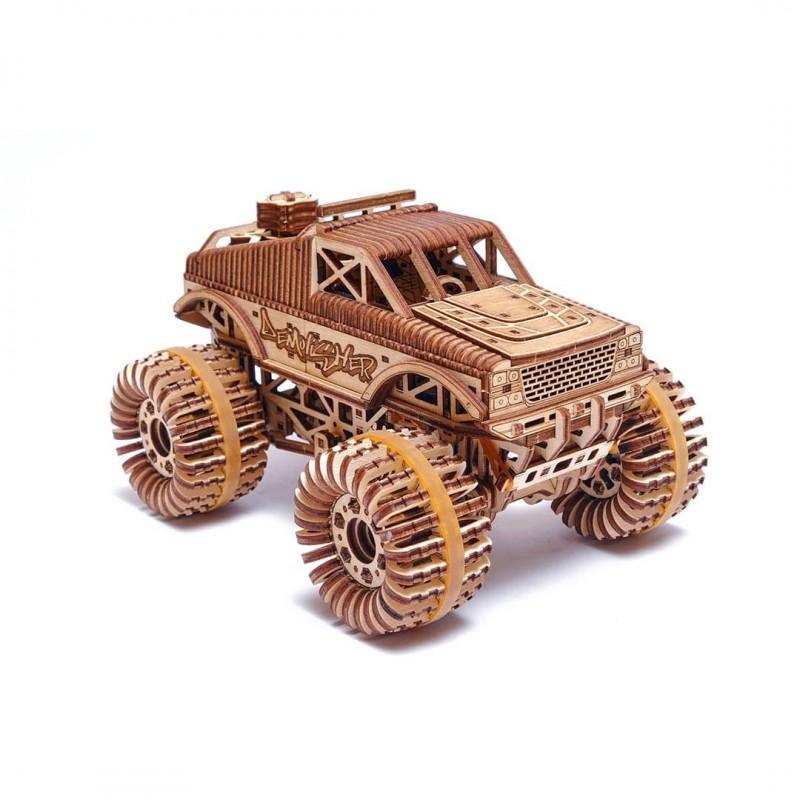 Maquette de Monster Truck