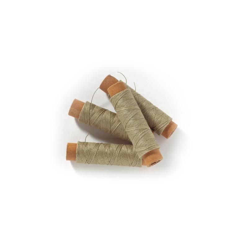 Fil de coton écru, 0,15 mm