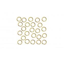 OCCRE Anneaux laiton 6 mm, Occre Accastillages