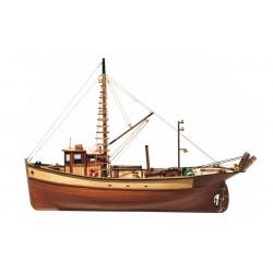 OCCRE Bateau de pêche côtière, le Palamos Maquettes de bateaux