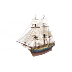 OCCRE Navire, le Bounty, maquette en bois Occre Maquettes de bateaux