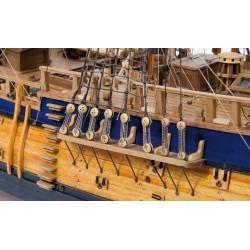OCCRE Navire Endeavour, Occre Maquettes de bateaux