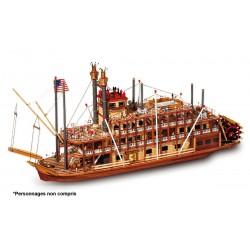OCCRE Navire, Mississipi, Occre Maquettes de bateaux