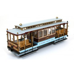 OCCRE Tramway San Francisco, Occre Accueil