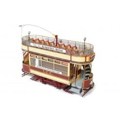 OCCRE Tramway London, Occre, maquette multi-matériaux Maquettes en bois