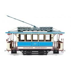 OCCRE Tramway Occre, Modèle Stuttgart Maquettes en bois