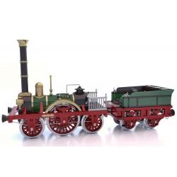 OCCRE Maquette de locomotive , Modèle Adler, Occre Maquettes en bois