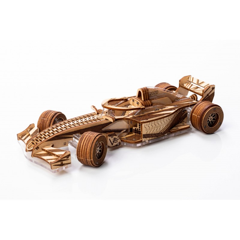 Maquette voiture de course, Racer V3, Veter Models