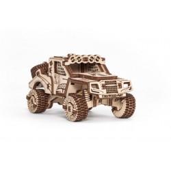 Eco Wood Art Set de 5 véhicules, Eco Wood Art, VOITURES