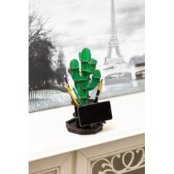 Organisateur de Bureau en forme de Cactus, à assembler sans colle. 4815123001027
