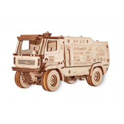 Eco Wood Art Maquette de camion 1/20, le Maz 5309 RR Camions et bus