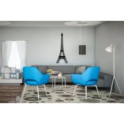 Tour Eiffel à assembler sans colle, décoration murale, eco wood art , 4815123000792