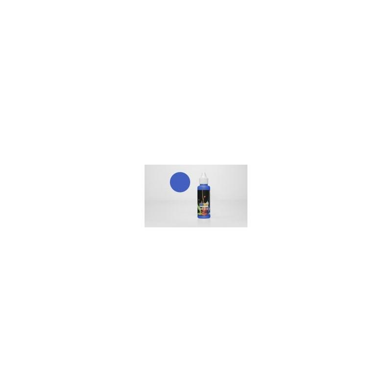 OCCRE Peinture acrylique, bleu foncé,  pour maquettes, loisirs créatif OUTILLAGE ET ACCESSOIRES
