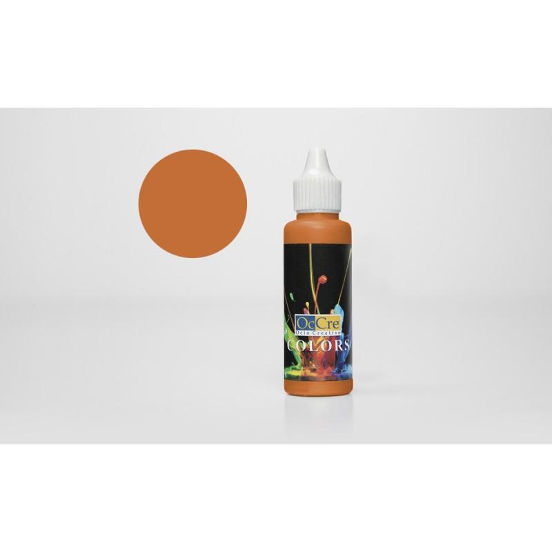 OCCRE Peinture acrylique, orange,  pour maquettes, loisirs créatif OUTILLAGE ET ACCESSOIRES