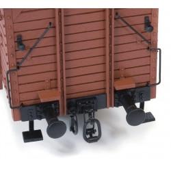OCCRE Wagon en bois, modélisme ferroviaire, Occre Maquettes en bois