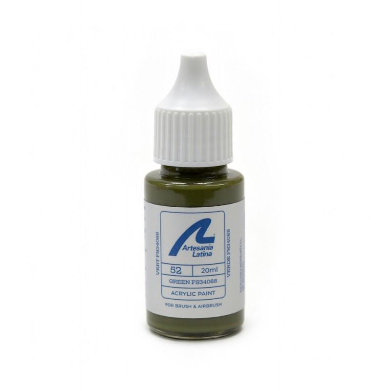 Peinture à l'eau 20 ml - Vert FS34088