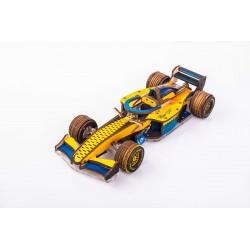 Maquette de formule 1, Veter Models, jaune