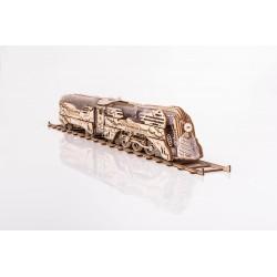 Maquette de locomotive, la Thunderstorm Express, Veter Models