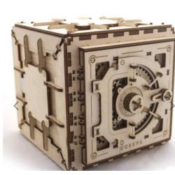 Puzzle 3d mécanique de...