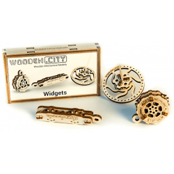 widget wooden city