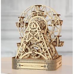 puzzle3d la grande roue Wooden City