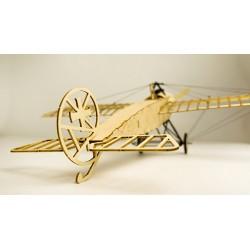 DW HOBBY, Dancing Wings Hobby Maquette d'avion en bois du Fokker Eindekker. Maquettes en bois