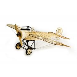 kit bois du Fokker Eindecker, maquette bois dispo chez Tridipuz.fr
