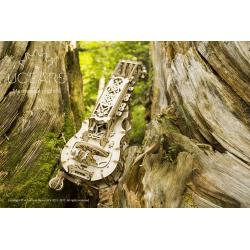 Hurdy Gurdy, Vielle à roue, Ugears, Tridipuz.fr