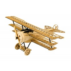 DW hobby, dancing wing hobby, maquette fokker DRI, tridipuz.fr