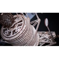 Eco Wood Art Puzzle 3d en bois mécanique, le planétarium, Eco Wood Art. Puzzles 3d en bois