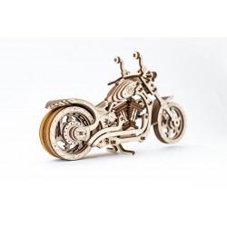 petite moto en bois à assembler
