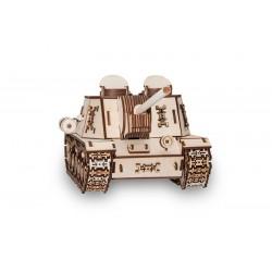 maquette de tank en bois, 4815123000075. ISU 152, Eco Wood Art