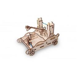 maquette de catapulte