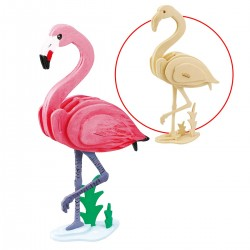 flamand rose à assembler et...