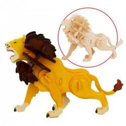 Le roi des Animaux à décorer