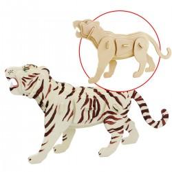 Joli Tigre blanc à...
